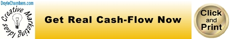 Get Real Cash-Flow Now