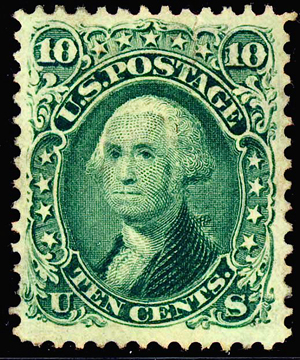 George Washington Postage Stamp