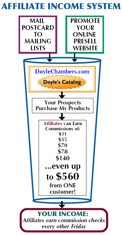 Affiliate Income System Funnel
