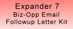 Biz-Opp Email Followup Letter Kit